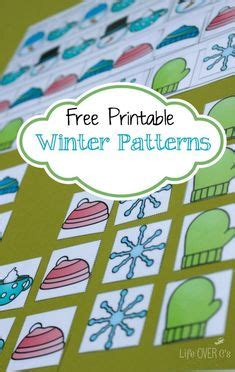 winter math images math activities preschool
