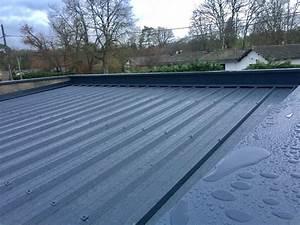 Bac Acier Anti Condensation : pose des menuiseries du garage toiture bac acier ~ Dailycaller-alerts.com Idées de Décoration