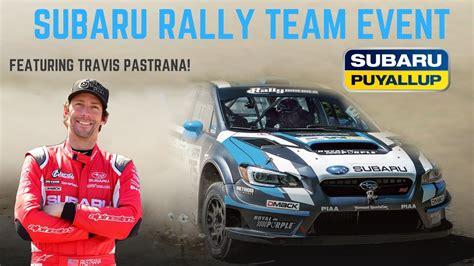 Subaru Of Puyallup by Subaru Rally Team Event At Subaru Of Puyallup