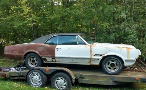 project  parts  oldsmobile