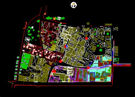 jat joshi village plan dwg plan  autocad designs cad