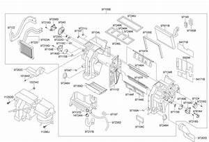 971594r050 - Hyundai Actuator Motor Assembly