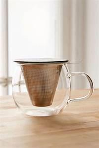 Mug à Thé : brew in a mug tea infuser and mug gadget flow ~ Teatrodelosmanantiales.com Idées de Décoration