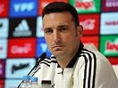 Argentina coach Lionel SCALONI talks injuries ahead of ...