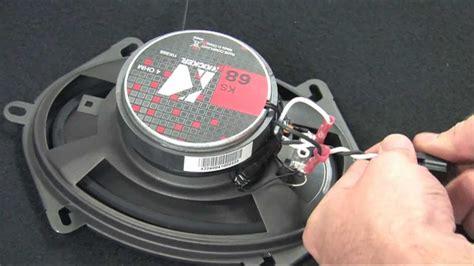 installing vehicle door speakers geek squad autotechs