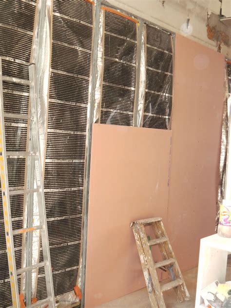 chauffage par le mur carbone chauffant bp syst 232 mes
