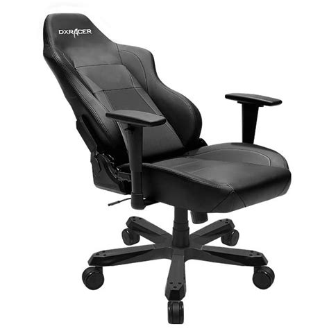 dxracer wz0 wide series gaming chair with neck lumbar