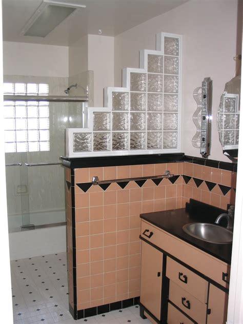 deco bathroom style guide berry designs deco bathrooms historic homes
