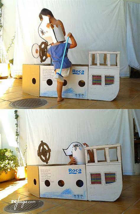 Imagenes De Barcos De Carton by 191 Cu 225 Ndo Dej 225 Ste De Ver Un Barco Y S 243 Lo Vistes Una Caja De