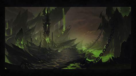 World Of Warcraft Legion Environment