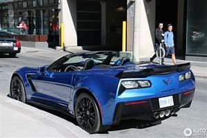 Corvette C7 Cabriolet : chevrolet corvette c7 z06 convertible 21 june 2015 autogespot ~ Medecine-chirurgie-esthetiques.com Avis de Voitures