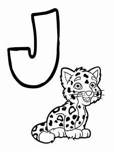 Dessin Jaguar Facile : ab c daire animaux imprimer gratuitement ~ Maxctalentgroup.com Avis de Voitures