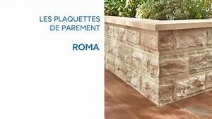 Leroy Merlin Plaquette De Parement : plaquette de parement roma 677316 castorama youtube ~ Dailycaller-alerts.com Idées de Décoration