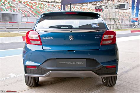 New Baleno Modification Accessories by Team Bhp Maruti Baleno Rs Official Review