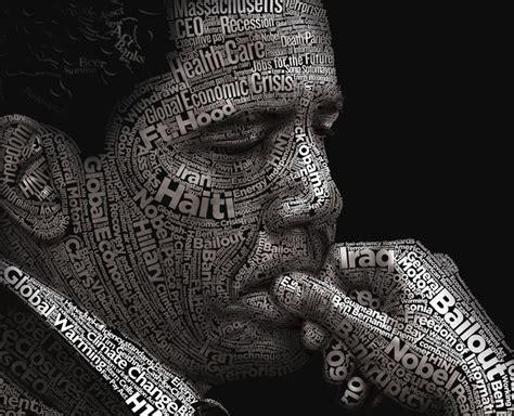 typography portraits 1 7 image