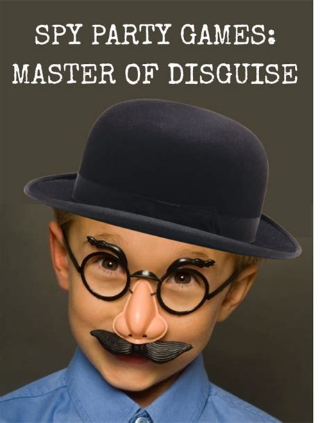 spy party games secret agent birthday theme