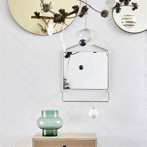 House Doctor Spiegel : house doctor hang spiegel messing living and co ~ Whattoseeinmadrid.com Haus und Dekorationen