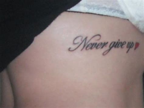 Inspirational Quotes For Small Tattoos. QuotesGram