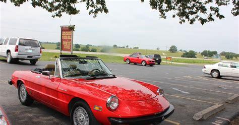 Alfa Romeo Spider Veloce Blog