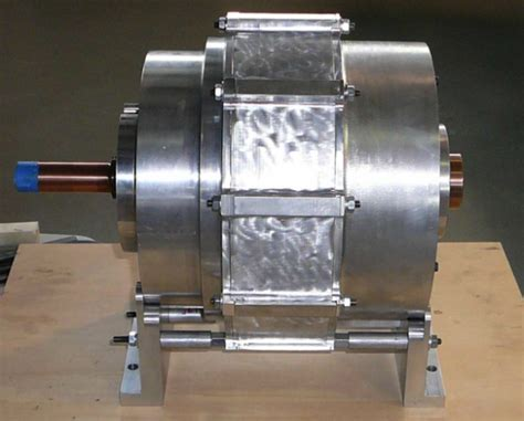 Electric Motor System by Ge Reveals Electric Motor Without Dedicated Cooling System