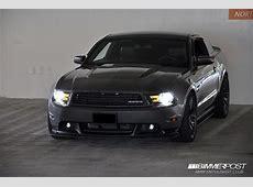 RonSwanson's 2011 Mustang GT 50 BIMMERPOST Garage
