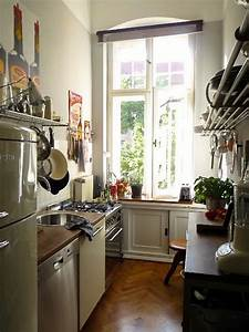 Kleine Schmale Küche Einrichten : kleine k chen ideen f r die raumgestaltung ~ Sanjose-hotels-ca.com Haus und Dekorationen