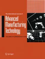 international journal  advanced manufacturing
