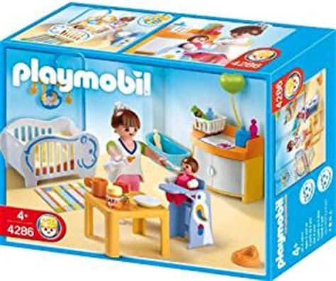 Playmobil 4286  Babyzimmer Amazonde Spielzeug