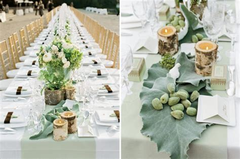 mint green wedding decor ideas wedding d 233 cor theme wedding decorations wedding