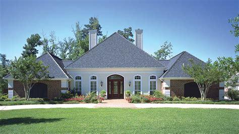 elegant french provincial design br architectural designs house plans
