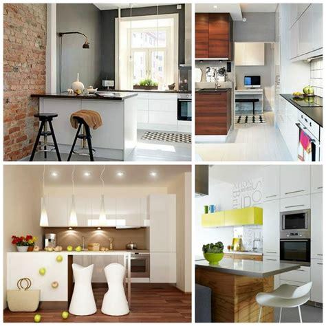 decoration des petites cuisines aménagement cuisine pratique et moderne