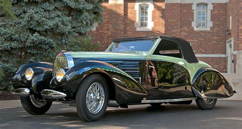old bugatti classic car club of america