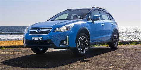 2016 Subaru XV 2.0i-S Review - photos