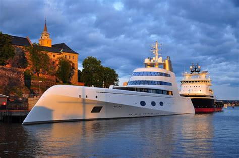 Best Boats In The World The 5 Most Expensive Superyachts In The World