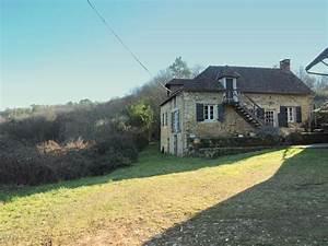 maison a vendre en aquitaine dordogne montignac perigord With surface d une maison 6 une maison en bois dans le perigord artis bois