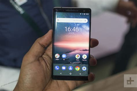 nokia 8 sirocco on review digital trends