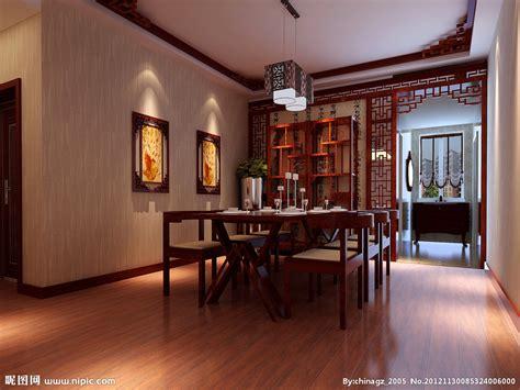 traditional home interior design ideas 明清风格餐厅设计图 室内设计 环境设计 设计图库 昵图网nipic com