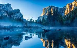 Yosemite, National, Park, Usa, Yosemite, Valley, California