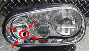 Changer Ampoule 208 : changer ampoule golf 4 comment r gler les phares d monter et changer les ampoules de la golf4 ~ Medecine-chirurgie-esthetiques.com Avis de Voitures