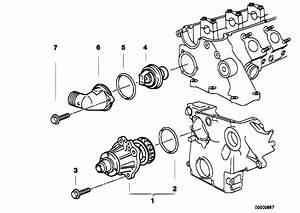 Original Parts For E36 318tds M41 Compact    Engine