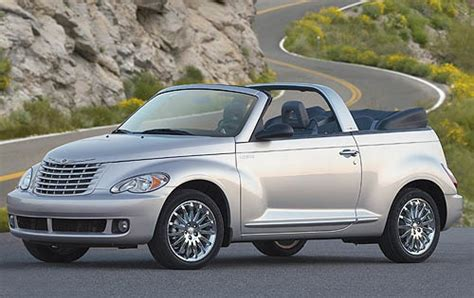 2006 Chrysler Pt Cruiser Curb Weight Specs
