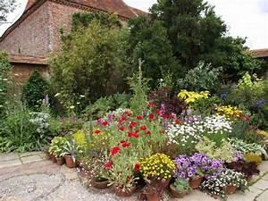 Comment Disposer Des Pots Sur Une Terrasse : terrasse jardin 15 solutions pratiques et esth tiques ~ Melissatoandfro.com Idées de Décoration