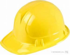 Casque De Chantier Personnalisé : casque de chantier plastique jaune cadeau publicitaire ~ Dailycaller-alerts.com Idées de Décoration