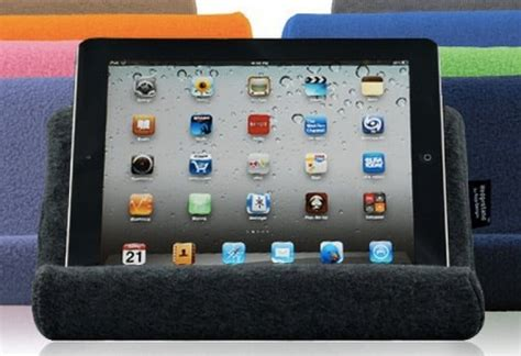 apple ipad pillow  reading  bed product