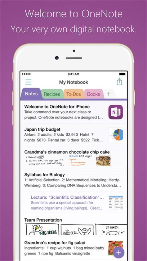 how to use notes on iphone microsoft onenote on the app