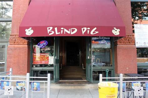 The Blind Pig Cleveland by Cleveland Warehouse District Mainstay The Blind Pig Closes