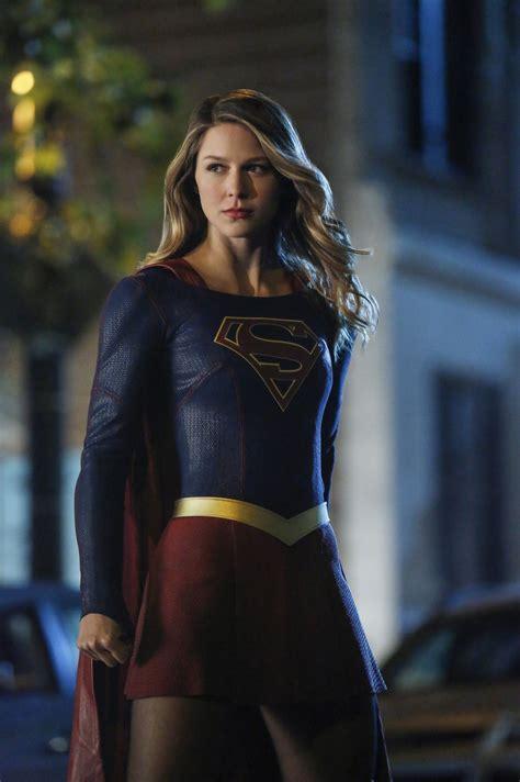 Supergirl Publicity Stills Changing Supergirl