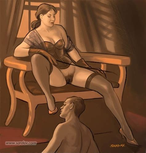 new sardax femdom art mega porn pics