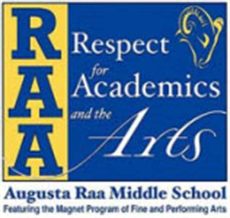 raa homepage