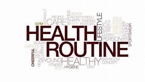 Why You Should Establish A Daily Health Routine  U2013 Miosuperhealth